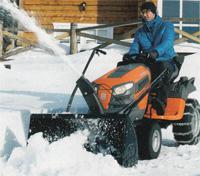 Снегоуборщики Husgvarna